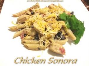 Chicken Sonora