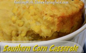 Southern Corn Casserole