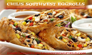 Chilis Southwest Eggrolls