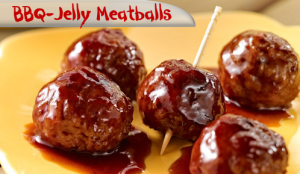 BBQ - Jelly Meatballs