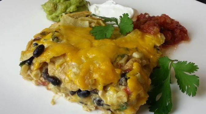 Mexican Chicken Casserole